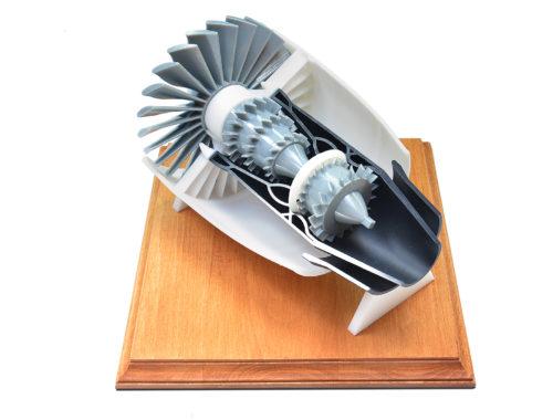 turbina_marketing 3D tlac