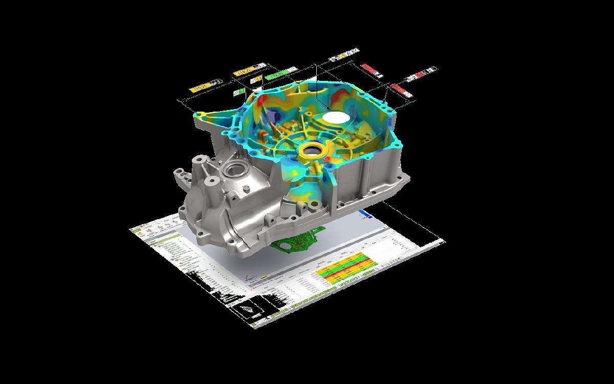 3D Skenovanie